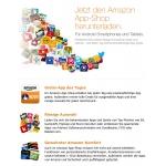 Amazon App-Shop – jeden Tag eine neue App kostenlos
