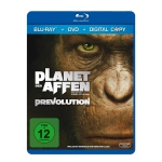 Planet der Affen: Prevolution auf Blu-ray (+ DVD + Digital Copy) um 8,99€