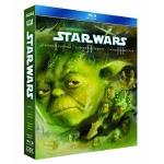 Hammer: Star Wars Episode I-VI (2 Blu-ray Boxen) für nur 40,90 Euro bei Amazon.es