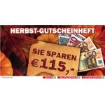 Spar Herbst-Gutscheinheft ab heute online