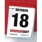 Womanday Oktober 2012 – Gutscheine ab 12.10. von Woman.at