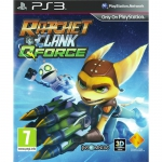 Ratchet & Clank: Q-Force für PS3 inkl. Versand um 21,99€