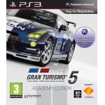 Gran Turismo 5 Academy Edition für PS3 inkl. Versand um ca. 16€