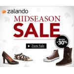 Midseason Sale (bis zu 30% Rabatt) bei Zalando.at
