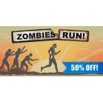 Zombies, Run! -50% im Google Play Store