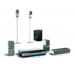 Philips HTS9520/12 5.1 3D Blu-ray Heimkinosystem um 599,97€