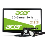 Acer 27″ 3D LED Monitor inkl. 3D Shutter Brille