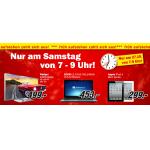 Media Markt Frühshoppen am 27. Oktober von 7-9 Uhr (zB. iPad 2 Wifi 16GB für 299 Euro)
