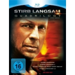 Stirb Langsam Quadrilogy (Teil 1 – 4) auf Blu-ray um 24,97€
