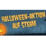Steam Halloween Sale – viele Halloween Games stark im Preis reduziert