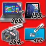 Media Markt Geldspartage von 1. – 3. November inkl. Onlineshop