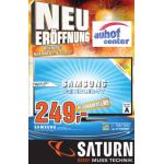 Saturn Auhof Center Eröffnungsangebote Teil 2 vom 2.11. – . 3.11.2012