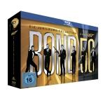 James Bond – Bond 50: Die Jubiläums-Collection [Blu-ray] für 129 Euro bei Amazon
