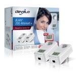 Devolo dLAN 200 AVsmart+ Starter Kit inkl. Versand um 62,10€