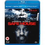Safe House Blu-ray + Digital Copy inkl. Versand um 8,99€