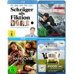 3 Blu-rays inkl. Versand um 25€ bei Amazon.de