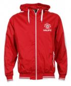Man United Hooded Shower Jacket inkl. Versand um 16,45€ @zavvi.com