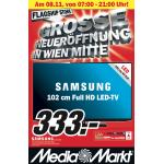 Media Markt Wien Mitte Eröffnungsangebote vom 8.11.2012