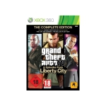 Grand Theft Auto IV & Episodes from Liberty City – The Complete Edition [PC/X360] ab 19,99 Euro bei Amazon