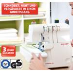 Singer Overlock-Nähmaschine um 159€ bei Hofer