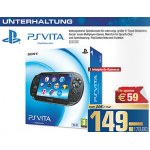 PS Vita Konsole / Nintendo 3DS XL Konsole um je 178,80€ bei Metro