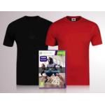 Nike+ Kinect für XBOX360 + 2 Nike T-Shirts inkl. Versand um ca. 44€