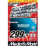 Media Markt Wien Mitte – Neue Eröffnungsangebote (Teil 3) ab 12.11.2012