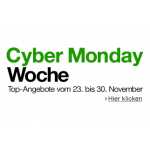 Amazon.de Weihnachtsaktionen ab 23. November – 24. Dezember (Cyber Monday & Adventskalender)