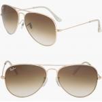 RAY BAN AVIATOR Sonnenbrille – Modell 2012 inkl. Versand um 69,50€