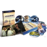 Star Wars: The Complete Saga I-VI [Blu-ray] inkl. Versand um 66,66€ bei Amazon.de