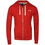 Slazenger Full Zip Hoody in rot für nur rund 9,50 Euro inkl. Versand bei TheHut