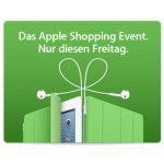 Black Friday Angebote von Apple am 23.11.2012