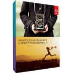 Adobe Photoshop Elements 11 & Premiere Elements 11 für Windows / MacOSX inkl. Versand um 59,99€