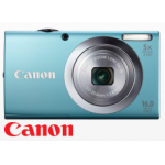 Media Markt Maya Kalender – Tag 27: CANON PowerShot A2400 IS Blau um 77€