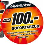 Weihnachtskickoff bei Media Markt: bis zu 100€ Rabatt auf über 1000 Geräte