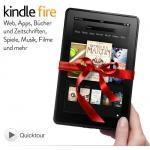 Kindle Fire ab 129€ inkl. Versand!