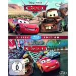 bis 19:15: Cars 1 / Cars 2 [Blu-ray] inkl. Versand um 13,97€
