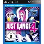 bis 19:45: Just Dance 4 für PS3 / XBOX360 um 22,97€
