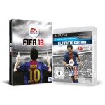 bis 22:00: FIFA 13 Ultimate Steelbook Edition für PS3 / XBOX360 um 39,97€