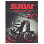 Saw Blu-ray Box 1-7 (ungeschnitten) inkl. Versand um 34,99€