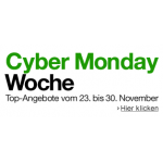Amazon Cyber Monday Tag 5 – Angebote & Highlights