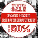 Tom Tailor Wintersale (bis zu -50% Rabatt auf viele Produkte) + 40% extra Rabatt!