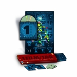 DVD Adventskalender – 2012 (Limited Edition, 24 Discs) um 29,99€
