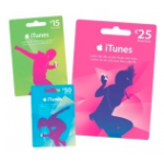 10-20 % Rabatt auf iTunes Karten bei Müller & Post
