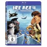 Ice Age 4 – Voll Verschoben – Blu-ray  um 10,90 Euro