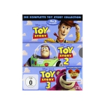 Amazon.de Adventkalender – Angebote Tag 1 (1.12.2012) z.B.: Toy Story 1-3 Blu-ray um 22,97€