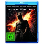 The Dark Knight Rises – DVD 7,90 / Blu-ray 10,90 Euro