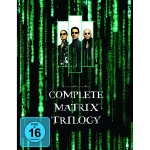 Matrix – The Complete Trilogy [Blu-ray] um 14,97€