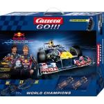Carrera Go!!! Bahnen (Red Bull oder Spiderman) für 30 Euro