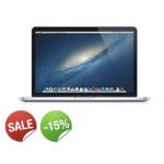 15% Rabatt auf alle Apple MacBooks bei DiTech